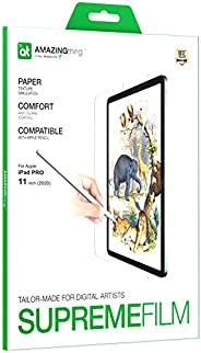 Amazing Thing Apple iPad Pro 11 inch (2020/2018) Paper Write Sketch Supreme Film Screen Protector with Paper T