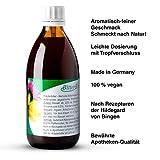 BITTERKRAFT Original in 5 Größen- Bitterstoffe Tropfen nach Hildegard von Bingen | So schmeckt Natur | Bitterstoffe, wie sie sein sollen | Gutsmiedl