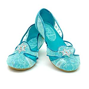 Chaussures du costume Elsa-Taille UK 11- 12 - Taille EU 29 - 31