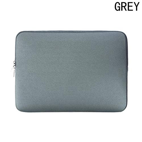 Guoxii Sturdy Waterproof Canvas Fabric 11 13 14.15 -Zoll Laptop Sleeve and Zip Pocket Laptop Case Ultrabook -Apple -Part -Part -Part -Part (None GY1)
