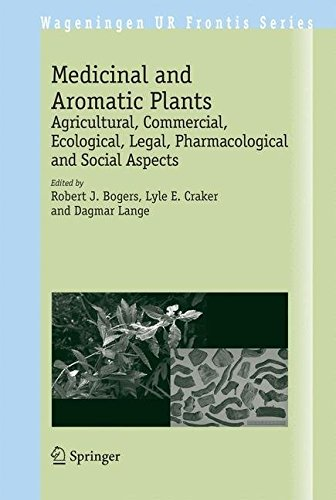 [Medicinal and Aromatic Plants: Agricult...