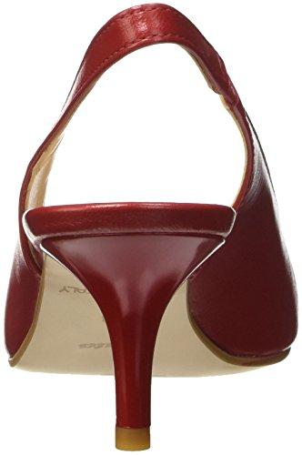 Bata Damen 7245677 Schuhe mit Riemchen Rot
