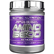 Scitec Nutrition Amino 5600 Aminoácidos - 200 gr -