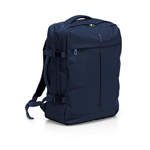 zaino cabina Roncato ironik 55x40x20 peso 700grammi lt 39 (blu )