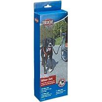 Trixie-Set-Bicicleta-De-Luxe para pasear perro