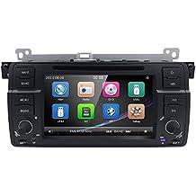 Radio multimedia con pantalla táctil HD Wince 6.0, DIN único, 7pulgadas, reproductor de DVD, GPS, estéreo, control de volante, Bluetooth, SD, USB, iPod, radio, entrada AV 1080p entrada DVB-T BOX DVR, entrada cámara