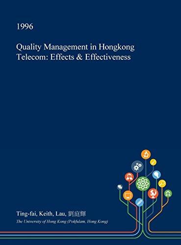 quality-management-in-hongkong-telecom-effects-effectiveness