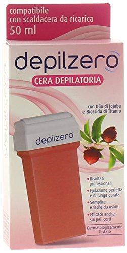 Depilzero Cera Ricarica Jojoba Ml.50