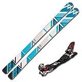 Völkl Ski Qanik Flat 15/16 156cm inkl. Bindung