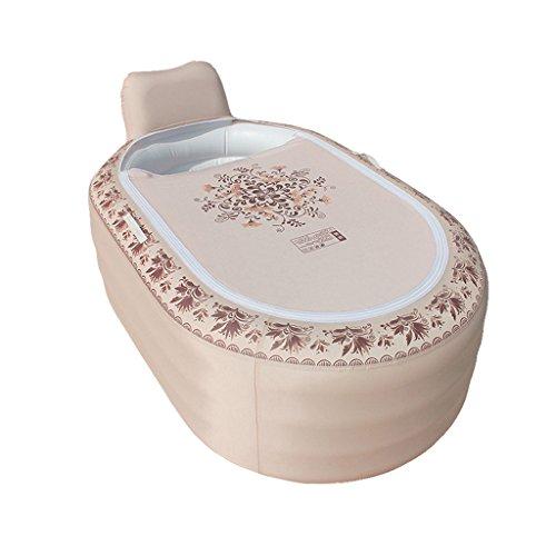 PIGE Tubble Aufblasbare Badewanne Erwachsene Größe Portable Home Spa, Baby Early Education Schwimmbad, Komfortable Bad, Qualität Wanne