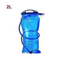 Symboat Camelback Water Bottle 1L/1.5L/2L/3L Hydration Bag Tactical Backpack Water Bag for Outdoor Camping Hiking, 1.5L
