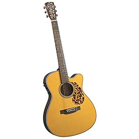 Blueridge BR-163CE Historic Series Cutaway Acoustic-Electric 000 Guitar
