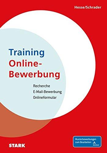 Hesse/Schrader: Training Online-Bewerbung
