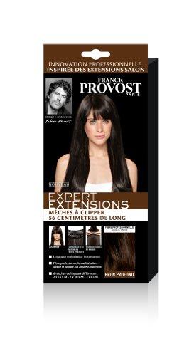 Extensions cheveux clips Franck Provost