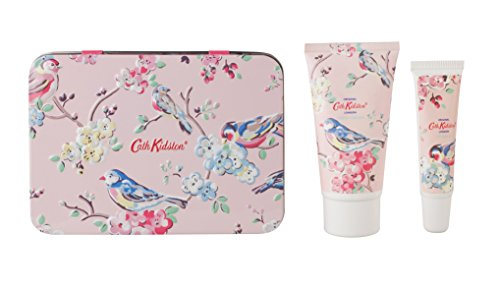 Cath Kidston Blossom Birds White Clover and Matcha Tea Hand and Lip Set-FG5406 (2017-02-21)