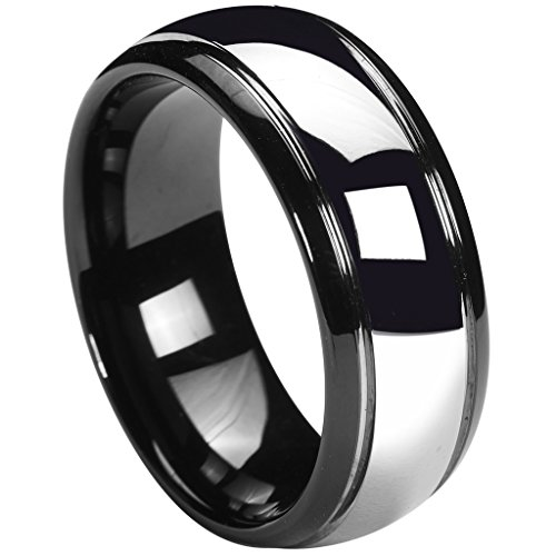 queenwish-8-mm-in-carburo-di-tungsteno-wedding-band-nero-argento-dome-canna-di-fucile-da-sposa-anell