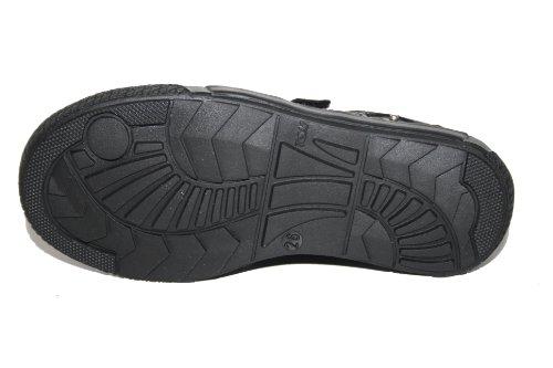 Siesta by Richter , Chaussures de ville à lacets pour garçon Noir - Schwarz (schwarz/shadow 0000)