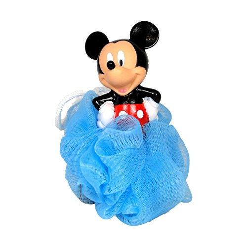Esponja de baño con figura 3d de Mickey Mouse