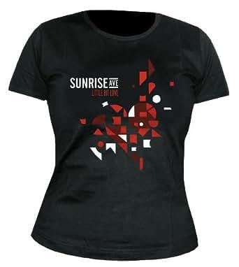 SUNRISE AVENUE - Little bit Love - GIRLIE - Shirt Größe XL
