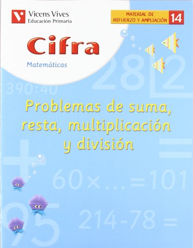 Cifra C-14 Suma,Resta,Mult.y Divis - 9788431680640