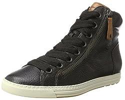 Paul Green Damen 1230351_37.5 Hohe Sneaker, Braun (Cuoio), EU