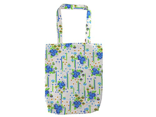 8a10ff35f7ce1 Leesha WILDe Upcycling Schultertasche Sommer Blumen