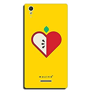 Mozine Seed Of Love printed mobile back cover for Sony xperia t3