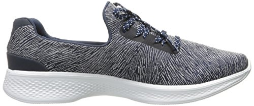 Skechers 14176/NVW Slip-on Donna Marina Bianca