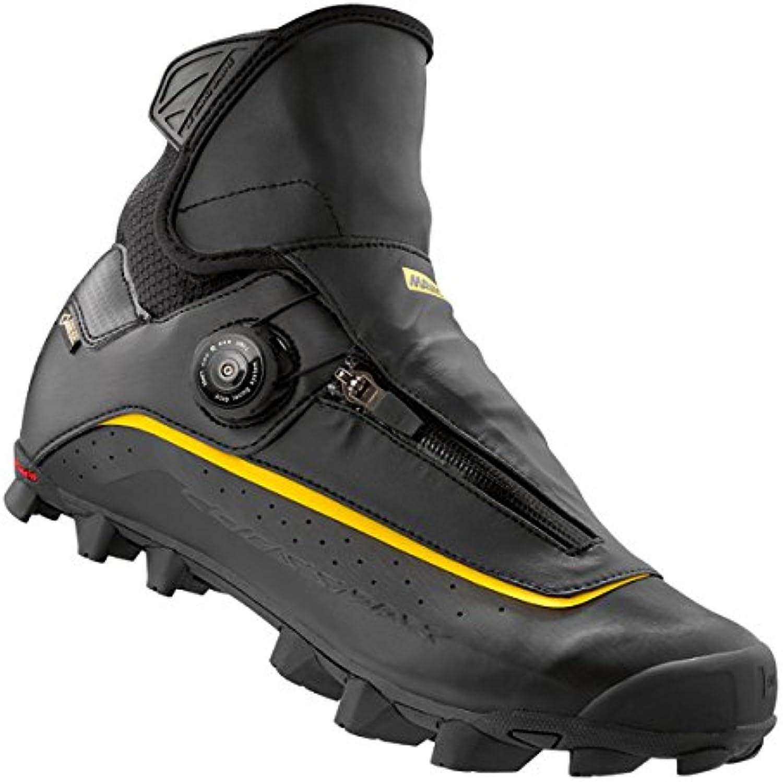 Mavic Crossmax SL Pro Thermo Fahrrad Schuhe Schwarz   MTB Winter Schuhe