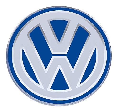 Original Volkswagen VW Ersatzteile VW Emblem für Autoschlüssel Zündschlüssel Fernbedienung