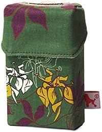 pitillera para cigarrillos, smokeshirt tamaño regular fino moderno pitillera (20 cigarrillos), funda, pitillera para paquetes de cigarrillo, caja de cigarrillos