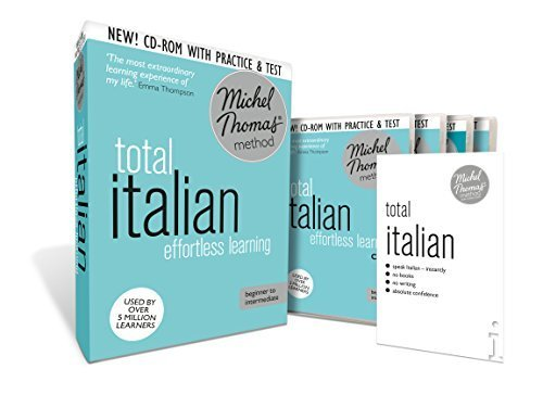 Total Italian: Revised (Learn Italian with the Michel Thomas Method) (A Hodder Education Publication) by Michel Thomas (2014-06-27)