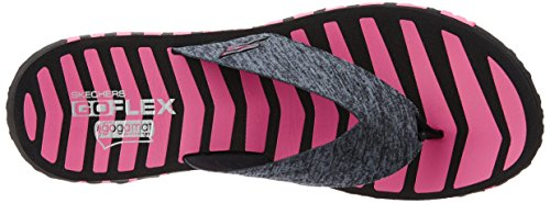 SKECHERS VITALYTI 14258/BKW adulte (homme ou femme) Chaussures de sport Black/Hot Pink