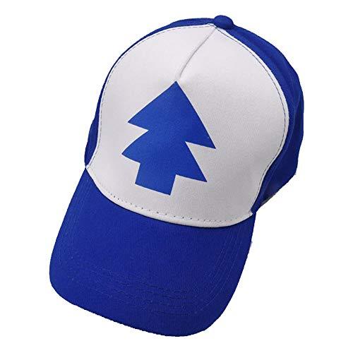 GAOXUQIANG Baseball-Mütze Gravity Falls Cap Einstellbare Trucker Caps Cap Fall