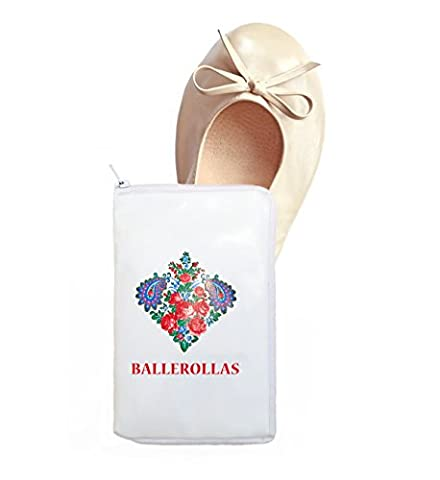 Faltbare Ballerinas BALLEROLLAS - Afterparty Schuhe - Wechselschuhe, Mix aus