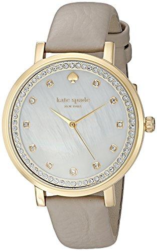 Kate Spade Reloj analogico para Mujer de Cuarzo con Correa en Tela KSW1131