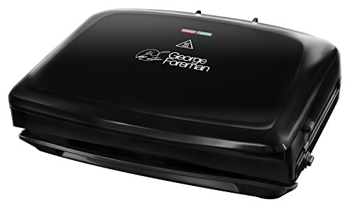 George Foreman 24330 Large 5 Portion Health Grill - Removable Plates