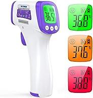Termometro Infrarrojos IDOIT termometro infrarrojos sin contacto termometro frontal pantalla digital función d
