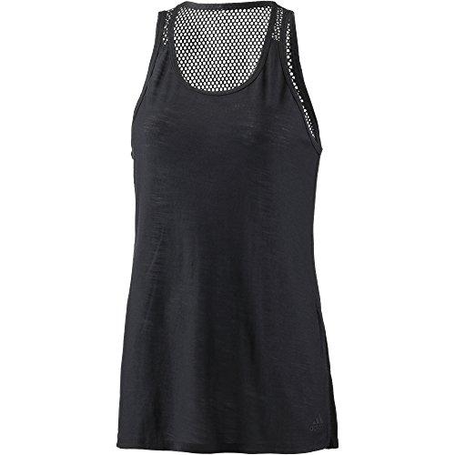adidas Cg1006 Débardeur Femme Noir