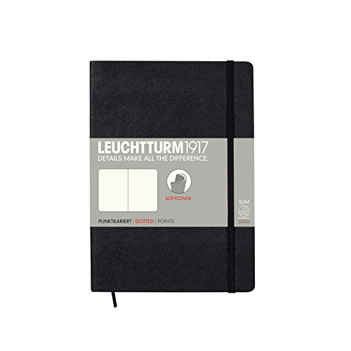 Cuaderno tapa blanda A5