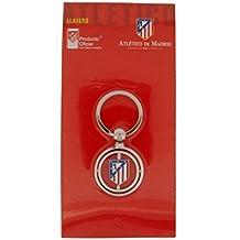 Llavero Oficial Atlético de Madrid, Escudo Giratorio