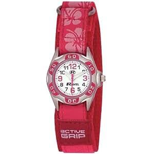 Ravel Girl's Pu Strap Watch R1507.19