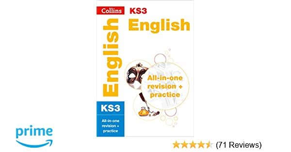 KS3 English All-in-One Revision and Practice Collins KS3