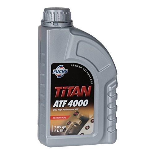 Preisvergleich Produktbild Fuchs Titan ATF 4000 20 x 1 Liter