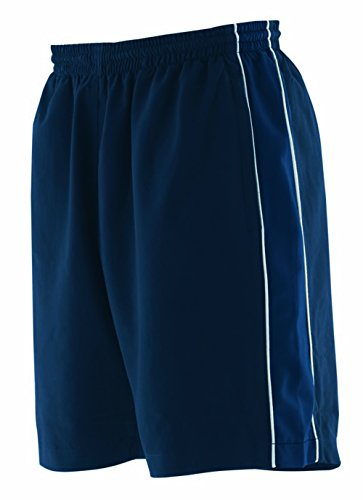Finden & Hales - Short - Homme Bleu Marine