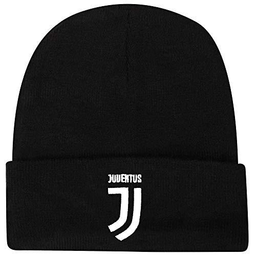 Cappello ufficiale fc juventus (serie a) ricamato bronx (100% acrilico)