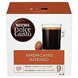 Nescafé Dolce Gusto Caffè Americano Intenso, 3er Pack (48 Kapseln)