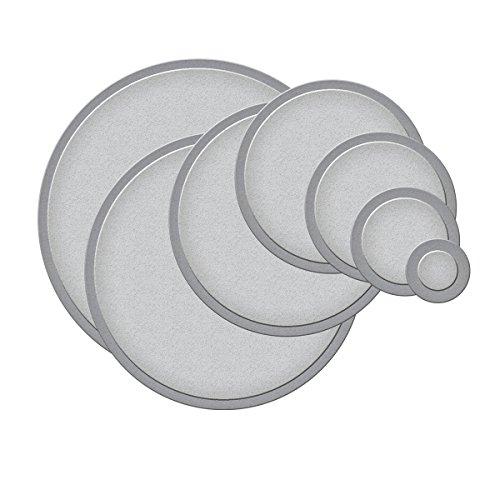 Standard Circle Small Spellbinders Nestabilities Dies S4116 (Spellbinders Circles Nestabilities Standard)