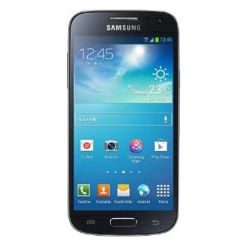 Samsung Galaxy S4 mini Smartphone (10,9 cm (4,3 Zoll) Touch-Display, 8 GB  Speicher, Android 4.2) schwarz