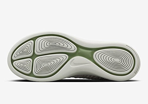 Nike W Lunarepic Flyknit Gyakusou, Scarpe da corsa Donna Bianco (Blanco (Sail / Lght Bn-Strng-Lght Chrcl))